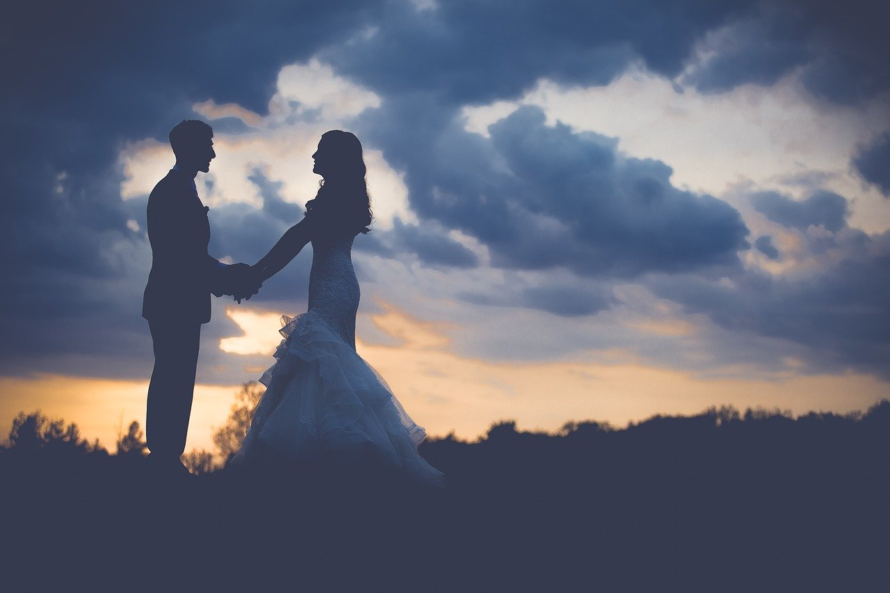 Weiße Hochzeitstrumpfhosen