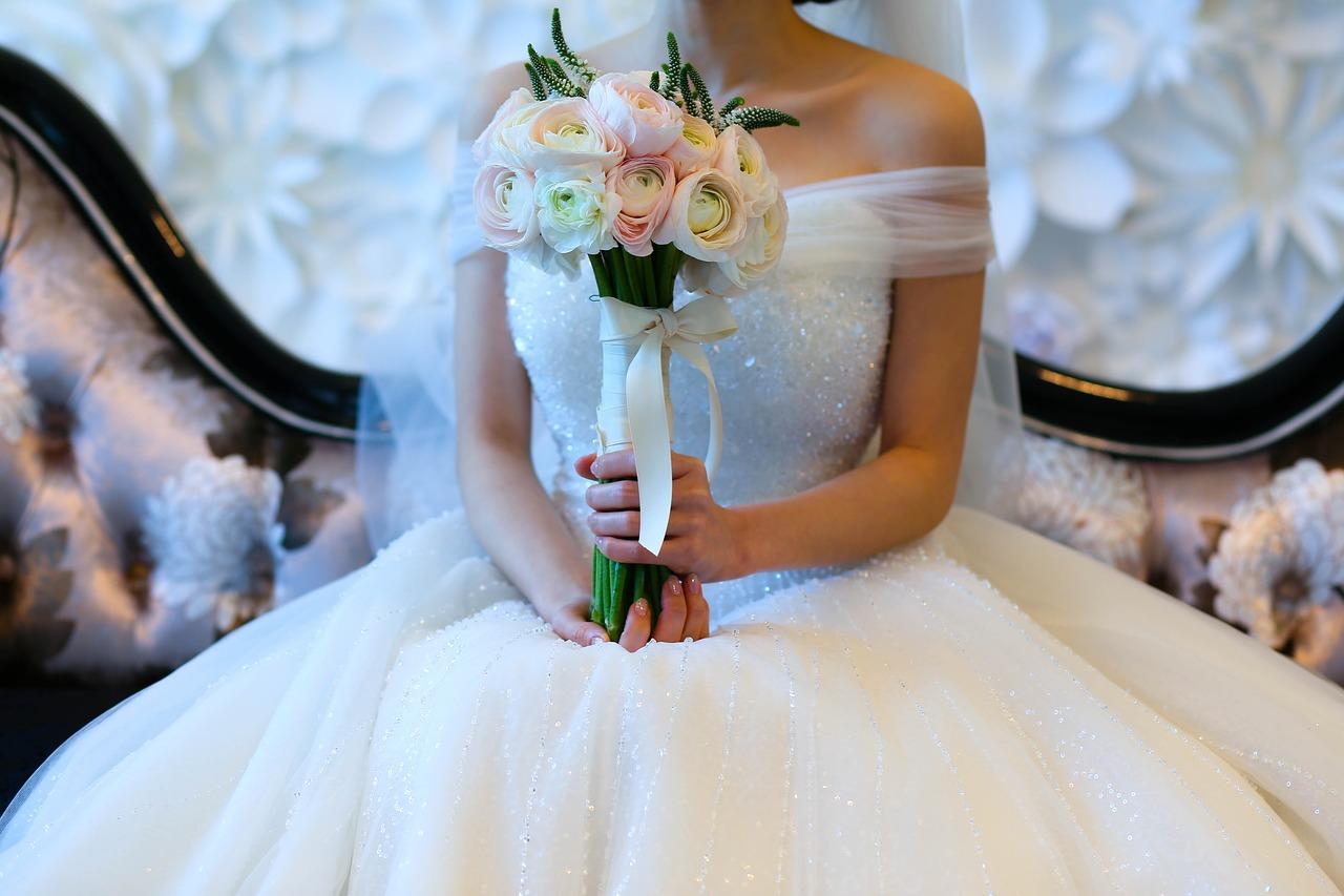 Hochzeitstrumpfhose!